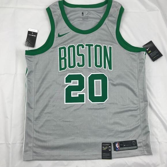 3fe60757cc1e Nike Boston Celtics Gordon Hayward Swingman Jersey